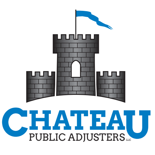 Chateau Public Adjusters Insurance Claims Assistance Services for Property Damage, Wind, Fire, Water, Flood, Hail, Roof Damage Insurance Claims in southern PA, Hanover, York and northern MD Carroll County