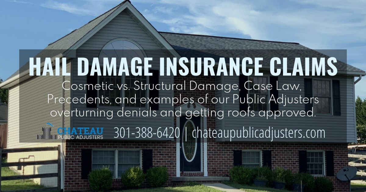 Our public adjusters have been fighting for policyholders in greater Hanover PA and getting roof damage insurance claims approved