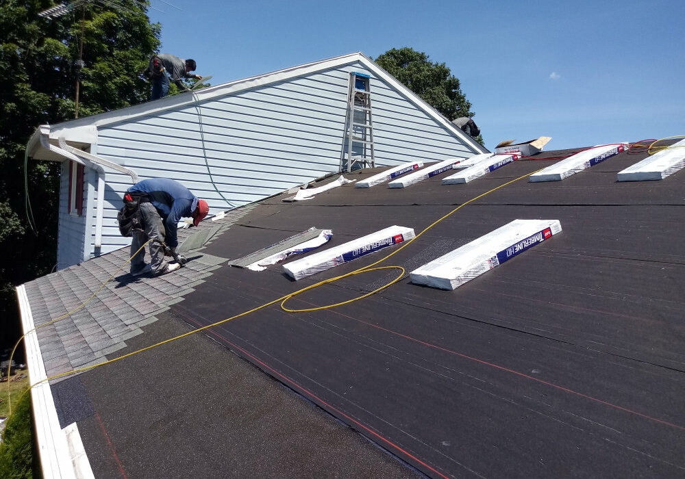 Littlestown PA Roof damage approved for replacement by our public adjusters